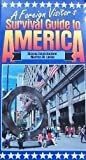 img - for Foreign Visitor's Survival Guide to America by Shauna Singh Baldwin (1992-08-04) book / textbook / text book