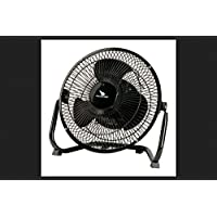 AIR CIRCULATOR 8 BLACK by POLAR AIRE MfrPartNo VF-8PB