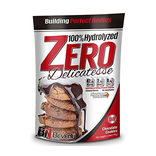 Beverly Nutrition For Absat40 Hydrolysed Whey Anabolic Protein Professional Muscle Growth Mass Gainer Delicious Chocolate cookies 1kg by Beverly Nutrition (Image #2)