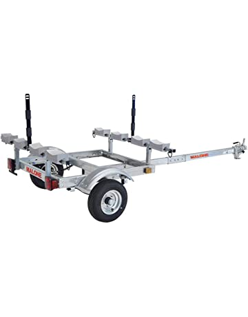 44436ab6fca3 Malone XtraLight 4 Kayak Stacker Trailer Package