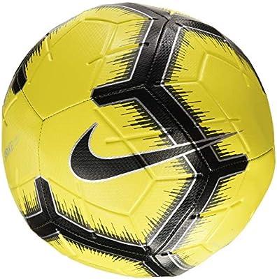 Nike NK Strk Balón de fútbol, Adultos Unisex, OPTI Yellow/Black, 3 ...