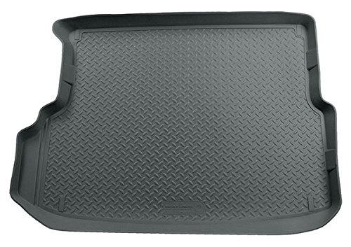 - Husky Liners Custom Fit Molded Rear Cargo Liner for Select Ford/Mazda/Mercury Models (Grey)