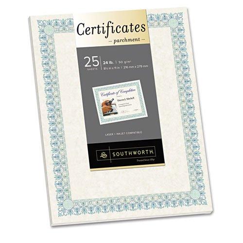 (SOUCT3R - Parchment Certificates)