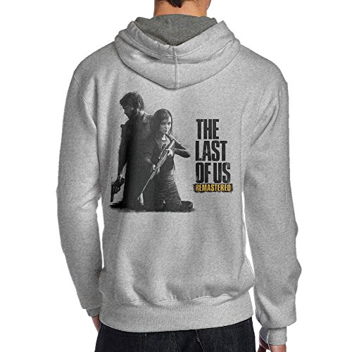 SAMMOI The Last Of Us Remastered Men's Fleece Sweatshirt M - Man Ray Wiki