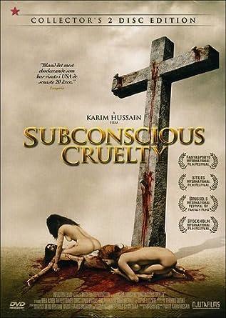subconscious cruelty (2000) legendado
