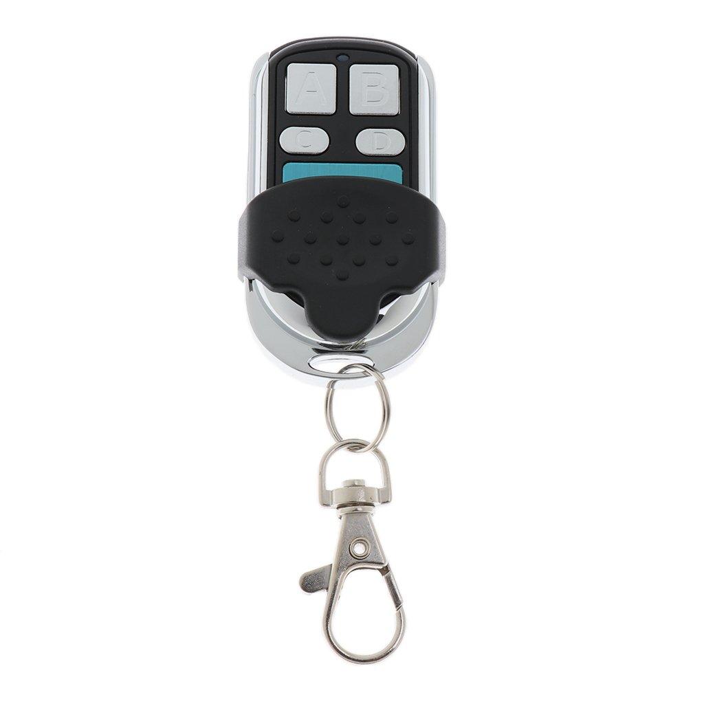 Homyl Transmisor de Control Remoto de Puertas de Garaje Universal Accesorios 433 MHz de Buena Calidad