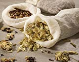 Hops and Grain Muslin Steeping Bag - Cotton Mills Beer Brewing Bags 28'' (1000 Count) - Microbrew, Homebrew Filtering Accessories - Boiling Bags For Tea, Cooking, Nut Milk, Soups - Hop and Grains Socks