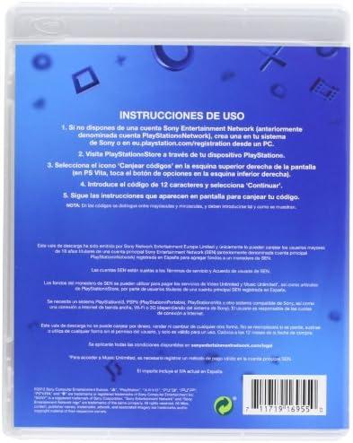 PlayStation Network Card: Amazon.es: Electrónica