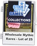 25 Assorted Magic: The Gathering Mythic Rares