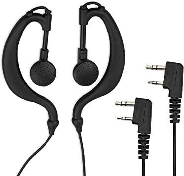Walkie Talkie Earpieces Headphones Compatible for Linton LT-2288 LT-3288