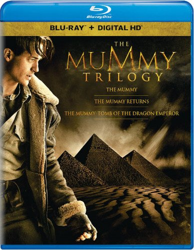 The Mummy Trilogy – Just $9.96...