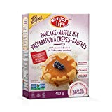 Enjoy Life Foods Gluten Free Pancake & Waffle Mix with Ancient Grains, Gluten, Dairy, Nut & Soy Free and Vegan, 6 Count