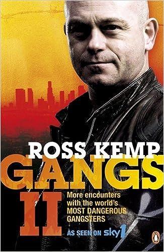 Book Gangs II by Ross Kemp (16-Apr-2009)