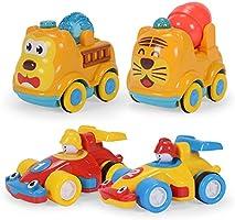 NextX Baby Cars Vehicle Set