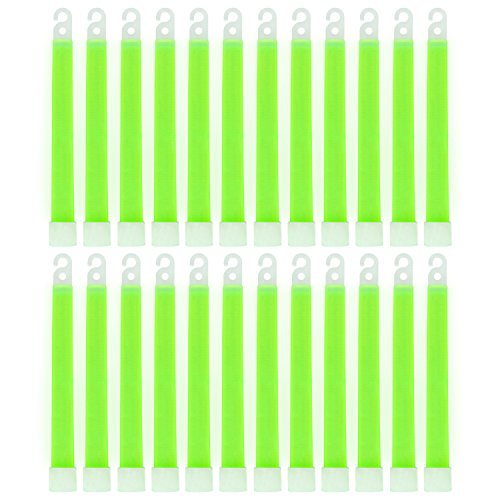 MediTac Green Glow Stick - Bright 6