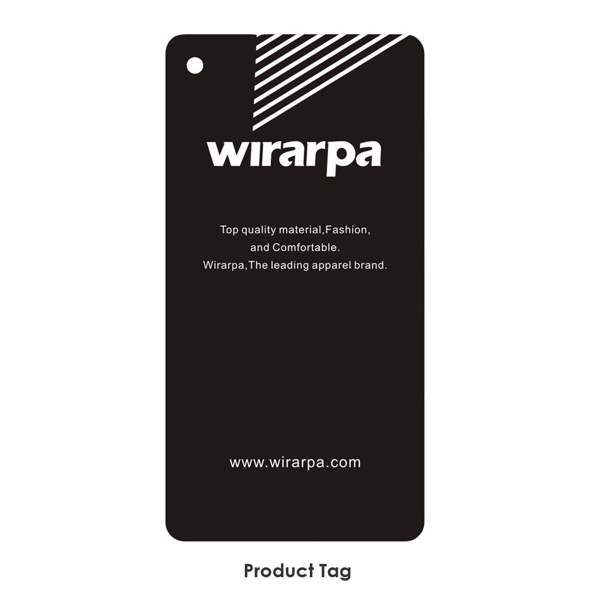 wirarpa Womens Cotton Underwear 4 Pack High Waist Briefs Light Tummy Control Ladies Comfort Stretch Panties Underpants Size XL,Multicoloured by wirarpa (Image #7)