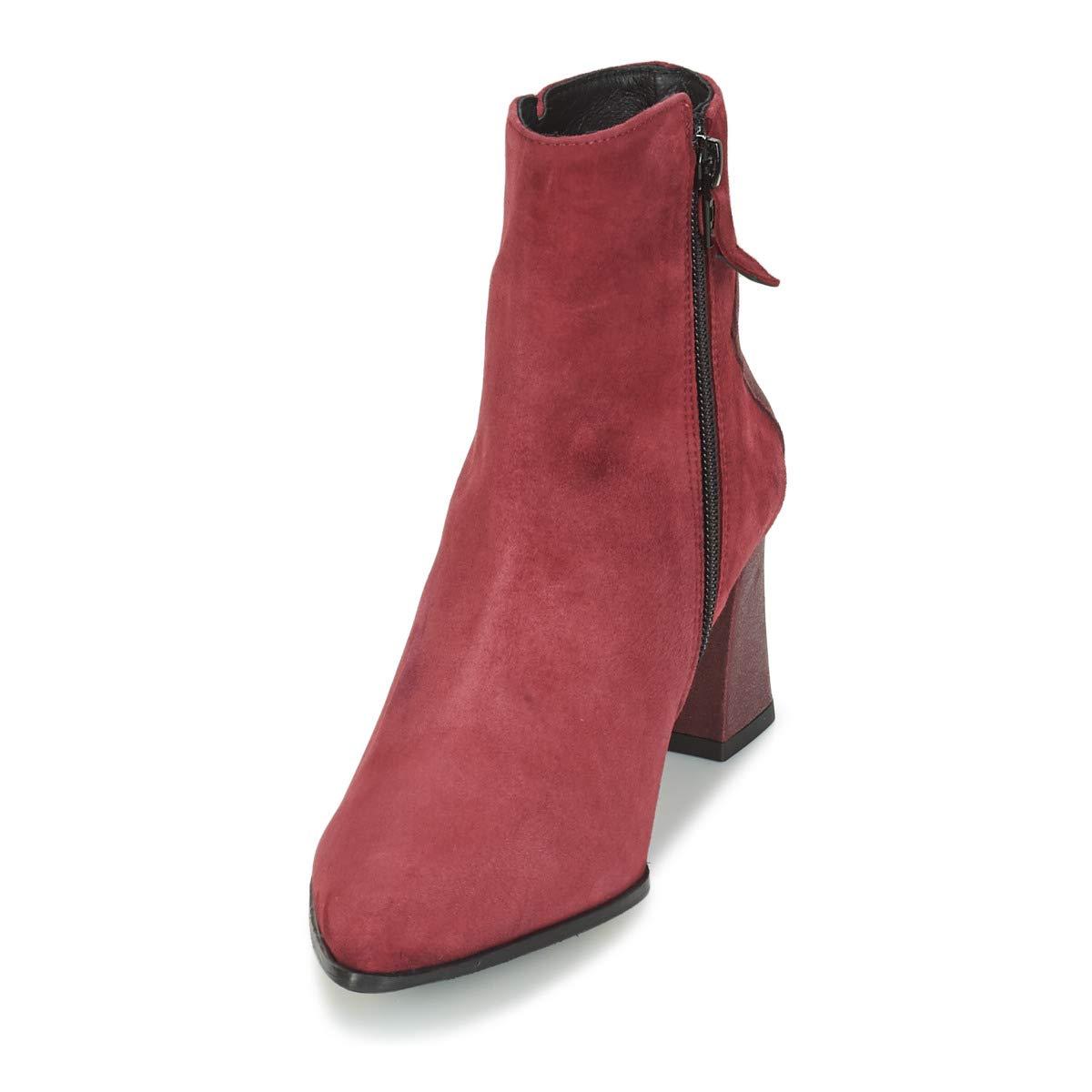 ELIZABETH STUART DHEXTER Stiefel Stiefelletten Stiefel DHEXTER Damen Bordeaux Low Stiefel 899efe