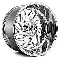 The FUEL Triton D609 1 piece cast aluminum wheel