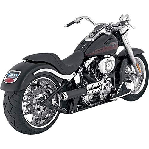 Harley Davidson Softail Rocker C Exhaust Vance Hines 11803 Roland Sands...