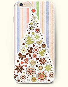 OFFIT iPhone 6 Plus Case 5.5 Inches Special Beautiful Christmas Tree