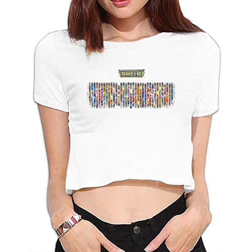 smite-logo-font-tencent-hi-rez-sexy-navel-t-shirts-womans-tshirts