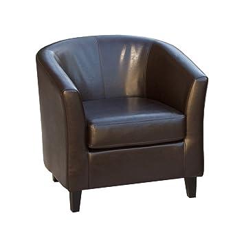 Best Selling Preston Club Chair, Brown