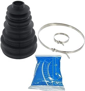 1 Faltenbalgsatz Antriebswelle SKF VKJP 01001 S passend für