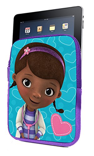 Price comparison product image Doc McStuffins 7-Inch Universal Neoprene Tablet Sleeve ( DTN-07ST.EX)