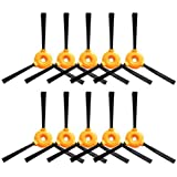 BettaWell 10-Pcs Replacment Side Brushes for Eufy RoboVac 11 Robotic Vacuum Cleaner
