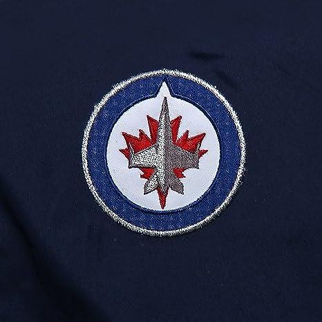 Reebok - Winnipeg Jets Rink rendimiento cremallera completa ...