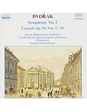 Symphony No. 2/ Legends Op. 59