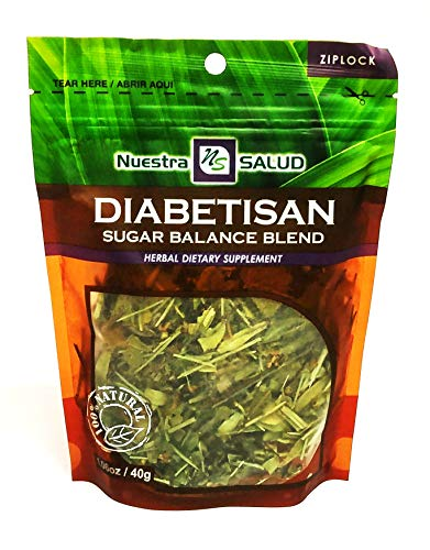 Diabetisan Sugar Balance Blend Herbal Infusion Tea (Best Tea To Lower Blood Sugar)