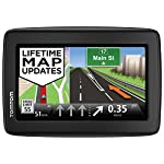 TomTom VIA 1515M 5-Inch Portable Touchscreen Car GPS Navigation Device – Lifetime Map Updates