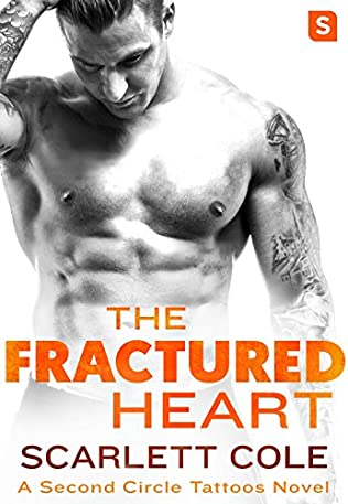 book cover of The Fractured Heart