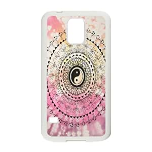 ying yang Design Discount Personalized Hard Case Cover for SamSung Galaxy S5 I9600, ying yang Galaxy S5 I9600 Cover