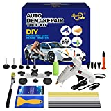 AUTOPDR Pops a Dent Puller Car Body Painless Dent Repair Tools Equipment with PDR Glue Sticks DC12V...