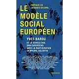 Le modèle social européen (Reperes)