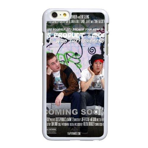 Idiots V8L63 produit et de l'argent à haute résolution affiche G5D2YU coque iPhone 6 4.7 pouces cas de téléphone portable couverture de coque blanche HW6LMQ3FY