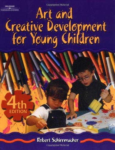 Art & Creative Development for Young Children