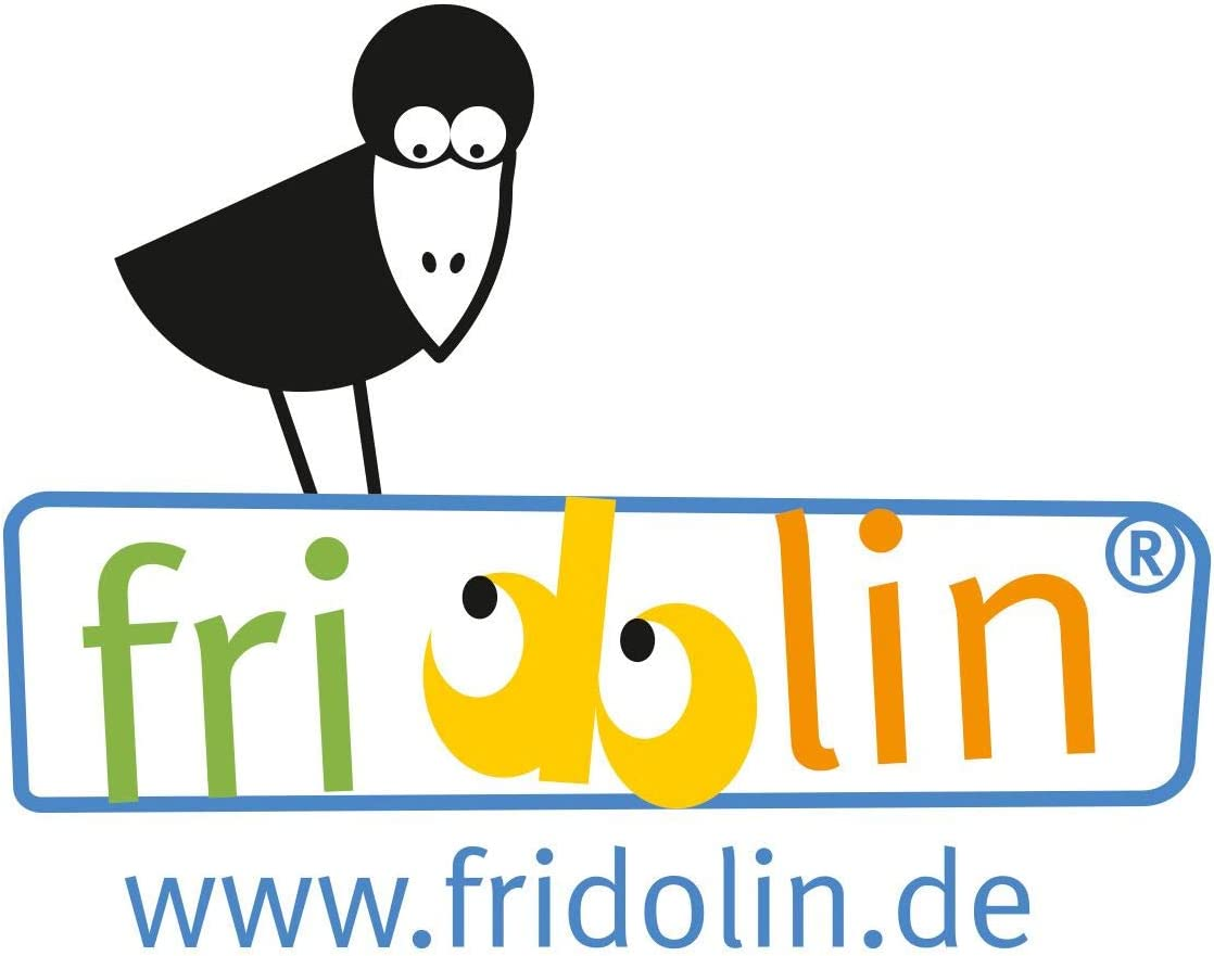 Fridolin 58346 Pippi-Langstrumpf-Spieldose