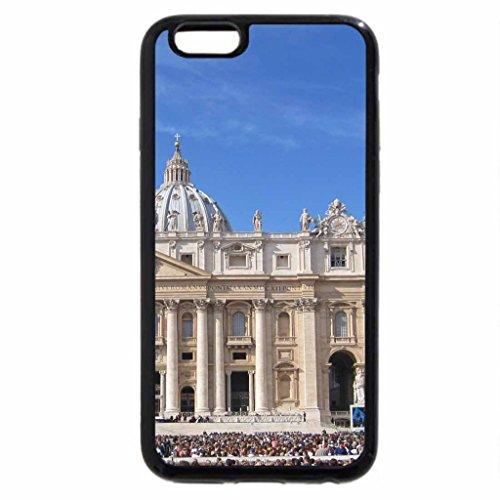 iPhone 6S / iPhone 6 Case (Black) St. Peter in Vatican Rome