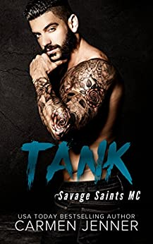 TANK (Savage Saints MC Book 2) by [Jenner, Carmen]