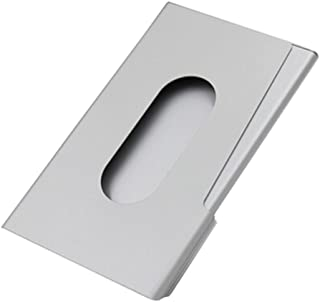 Elégant Nom commercial Card Holder Case Porte-cartes pour les hommes ou dames Blancho Bedding