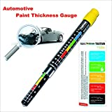 Coating Thickness Meter Gauge, Paint Tester, Car