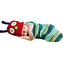 Baby Boy Girl Clothes Unisex Handmade Newborn Outfits Photography Props Costume