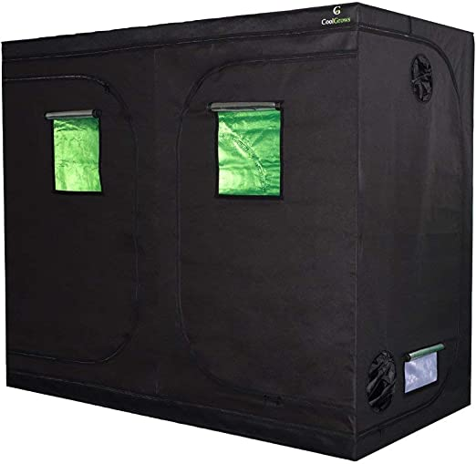 CoolGrows 4x8 Grow Tent - Best For Customer Care