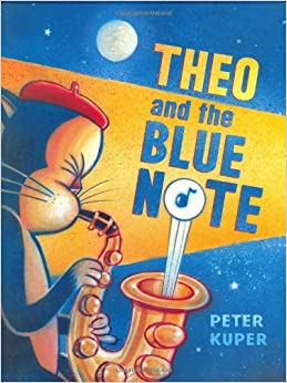 Image result for theo and the blue note