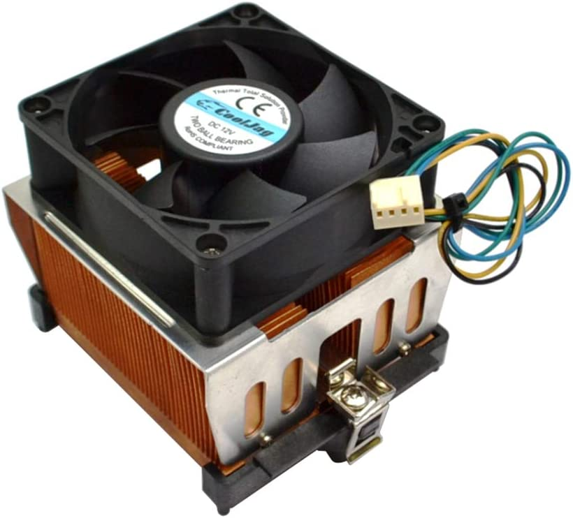 COOLJAG AMD OPTERON Socket C32 F1207 12V CPU HEATSINK Fan W//Brackets SFO-P-C32