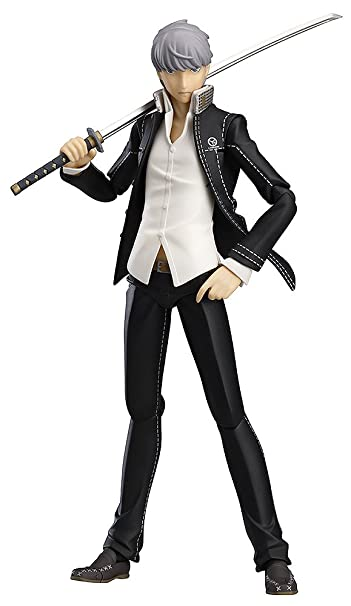 *figma Persona 5 hero non-scale ABS /& PVC painted action figure