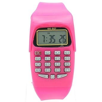 New Reloj Digital Casual Casual con Reloj de Pulsera ...